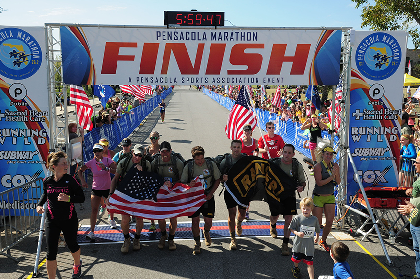 The Warrior Challenge Returns to Pensacola Marathon