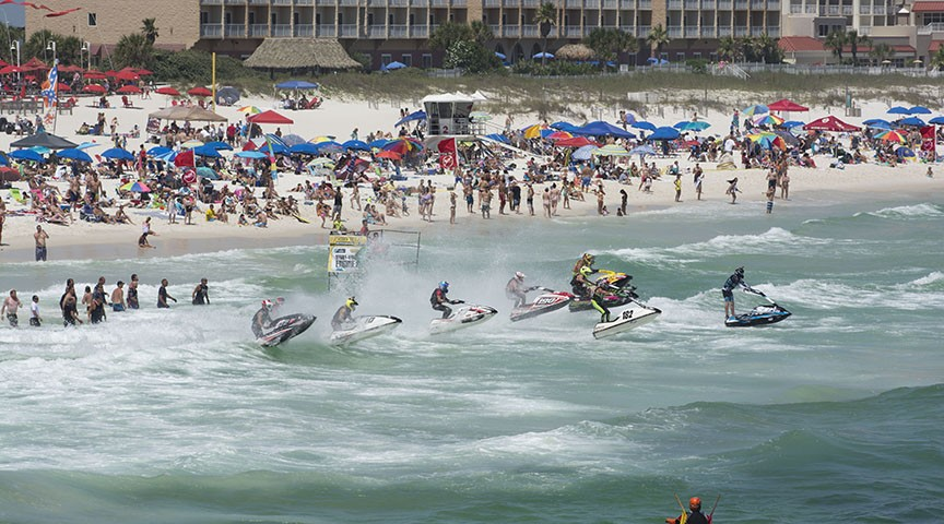 Pro Watercross Jet Ski Racing Returns