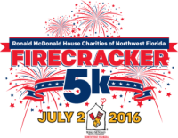 fire cracker 5K logo