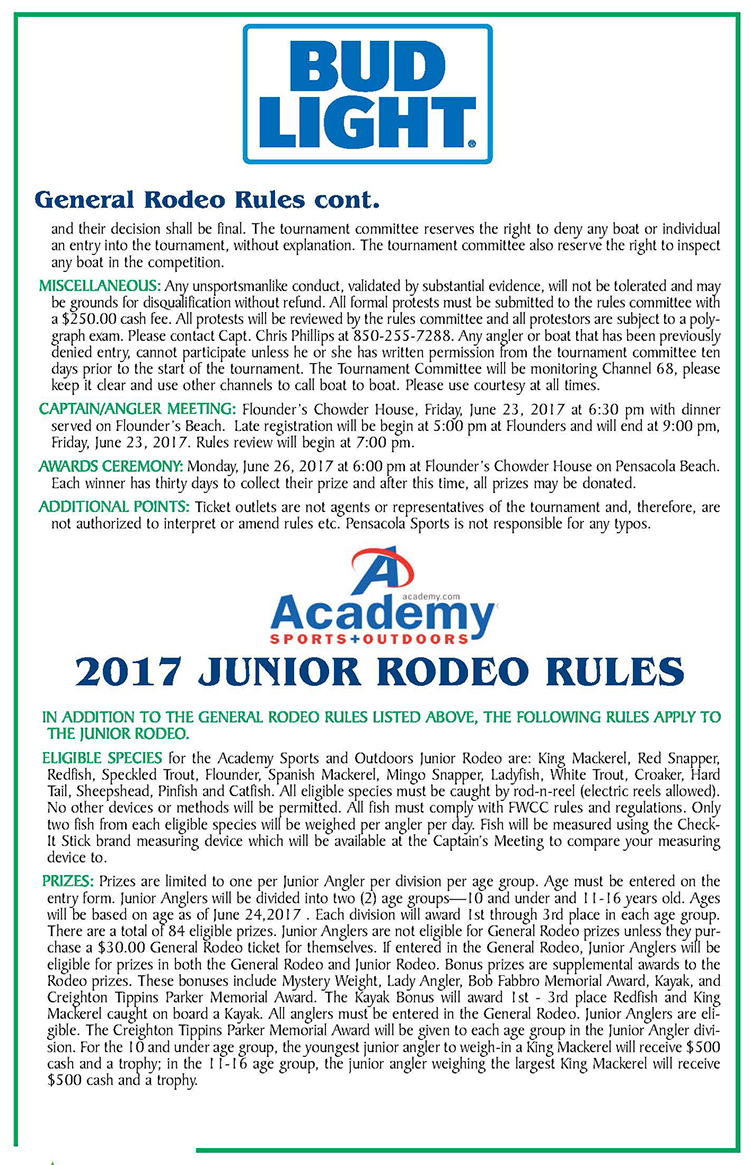 Junior Rodeo Rules Graphic rev