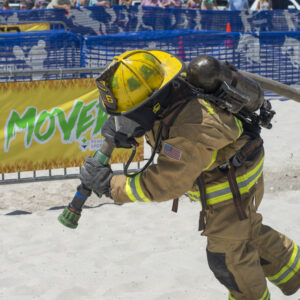Pensacola Beach Firefighters Challenge, April 9, 2016.  #bemoved